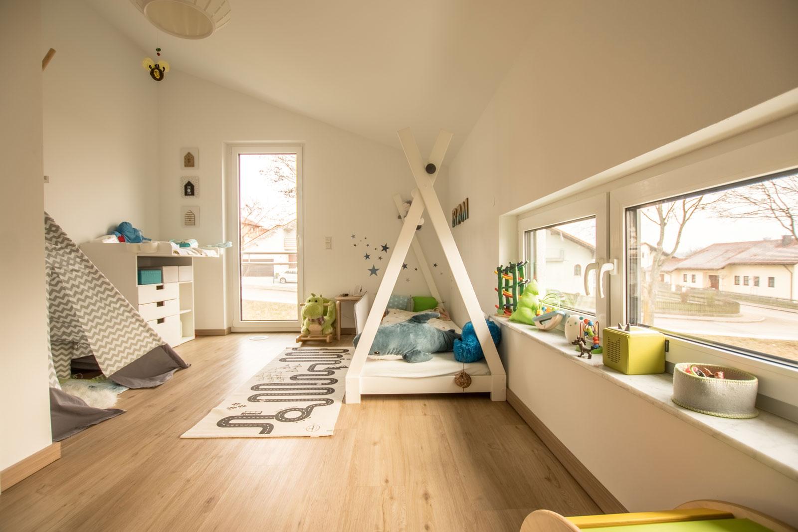 Immobilienfoto Kinderzimmer
