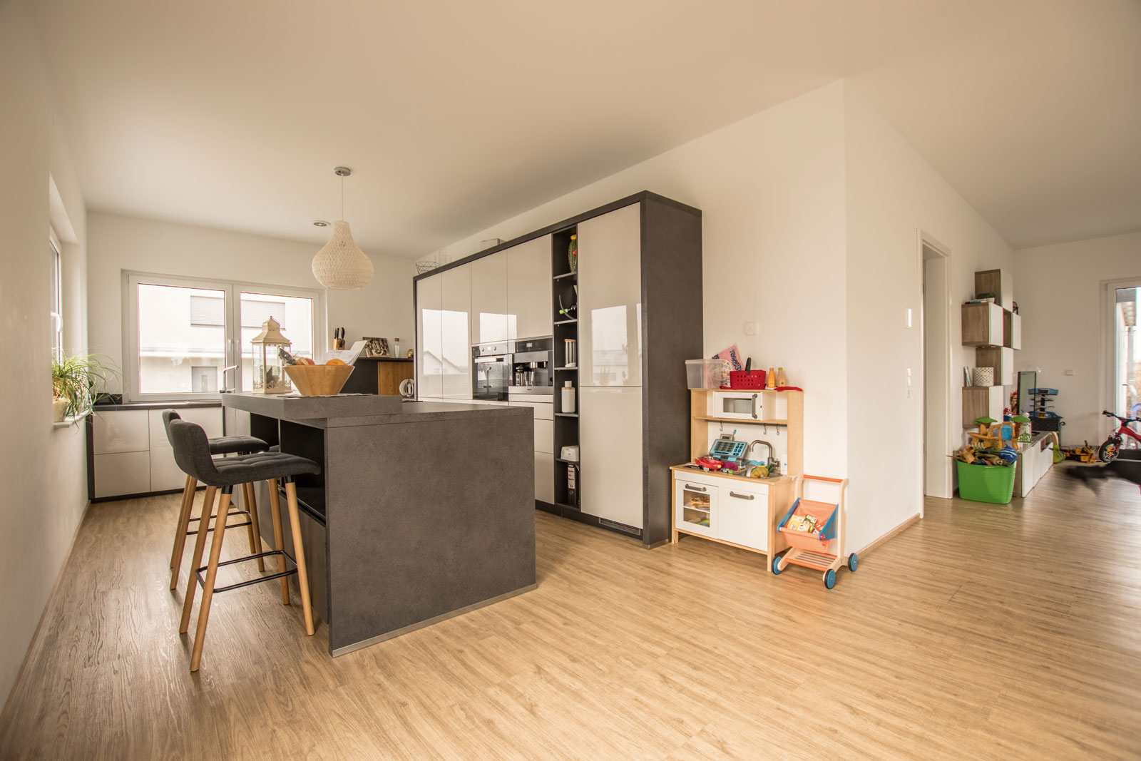 Immobilienfoto Küche
