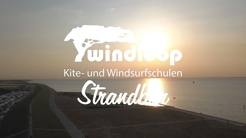 Trailer Surfschule Windloop